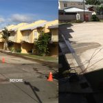 Random Large Residential Surface Cleaning