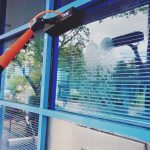 Water Fed Pole Pure Water Window Cleaning